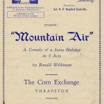Mountain Air (1951)